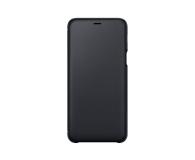 Samsung Wallet Cover do Samsung Galaxy A6+ czarny - 431299 - zdjęcie 3