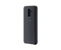 Samsung Wallet Cover do Samsung Galaxy A6+ czarny - 431299 - zdjęcie 6