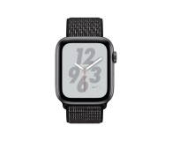 Apple Watch Nike+ 44/Space Gray Aluminium/Black GPS  - 449640 - zdjęcie 1