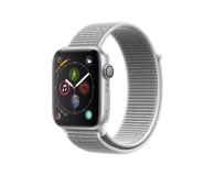 Apple Watch 4 44/Silver Aluminium/Seashell GPS  - 448667 - zdjęcie 1