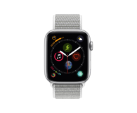 Apple Watch 4 44/Silver Aluminium/Seashell GPS  - 448667 - zdjęcie 2