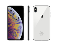 Apple iPhone Xs Max 512GB Silver  - 448441 - zdjęcie 1