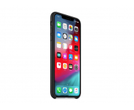 Apple iPhone XS Max Leather Case Black - 449557 - zdjęcie 2