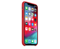 Apple iPhone XS Silicone Case Product Red - 449540 - zdjęcie 2
