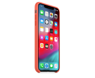 Apple iPhone XS Max Silicone Case Nectarine - 449602 - zdjęcie 2