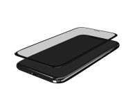 3mk HardGlass MAX do iPhone X/Xs Black - 449682 - zdjęcie 2