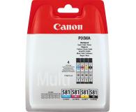 Canon CLI-581 zestaw CMYK   - 446984 - zdjęcie 1