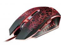 Trust GXT 105 Izza Illuminated Gaming Mouse - 449712 - zdjęcie 4