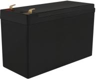 Qoltec Akumulator żelowy 12V 9Ah max.90A AGM - 445972 - zdjęcie 1
