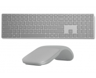 Microsoft Surface Keyboard + Surface Arc Mouse Bluetooth - 450404 - zdjęcie 1