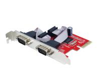 Unitek Kontroler PCI-E - 2x RS232  - 447647 - zdjęcie 2