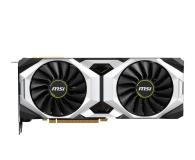MSI GeForce RTX 2080 VENTUS OC 8GB GDDR6 - 451636 - zdjęcie 3