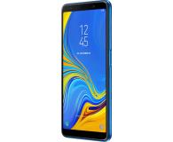 Samsung Galaxy A7 A750F 2018 4/64GB LTE FHD+ Niebieski  - 451430 - zdjęcie 2
