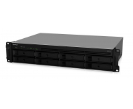 Synology RS1219+ RACK (8xHDD, 4x2.4GHz, 2GB, 2xUSB, 4xLAN)  - 446525 - zdjęcie 1