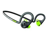 Plantronics Backbeat Fit czarno - zielone  - 450592 - zdjęcie 1