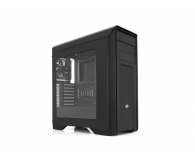 Obudowa do komputera SilentiumPC Gladius M35W Pure Black z oknem