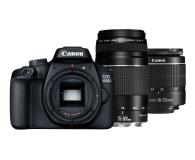 Canon EOS 4000D 18-55mm III+ 75-300mm III - 449577 - zdjęcie 1