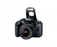 Canon EOS 4000D 18-55mm III+ 75-300mm III - 449577 - zdjęcie 2
