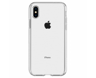 Spigen Liquid Crystal do iPhone XS Clear - 452007 - zdjęcie 2