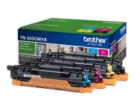 Brother TN243CMYK zestaw 4 tonerów 1000 str (TN-243CMYK) - 452455 - zdjęcie 1