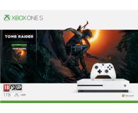 Microsoft Xbox One S 1TB SotTR+ GOW4 + Pad + 3M Xbox Live - 475442 - zdjęcie 2