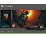 Microsoft Xbox One X 1TB  Shadow of the Tomb Raider - 447457 - zdjęcie 5