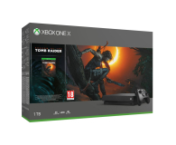 Microsoft Xbox One X 1TB  Shadow of the Tomb Raider - 447457 - zdjęcie 1