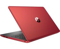 HP 15 i5-8250U/4GB/120+1TB/W10/FHD Red  - 456545 - zdjęcie 4