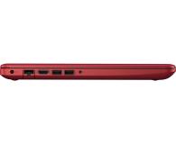 HP 15 i5-8250U/4GB/120+1TB/W10/FHD Red  - 456545 - zdjęcie 5
