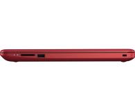 HP 15 i5-8250U/4GB/120+1TB/W10/FHD Red  - 456545 - zdjęcie 6