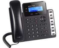 Grandstream GXP 1628 HD VoIP(2-linie 2x100/1000Mbps 2xSIP)PoE  - 446098 - zdjęcie 2