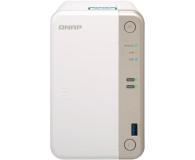 QNAP TS-251B-2G 6TB (2xHDD, 2x2-2.5GHz, 2GB, 5xUSB) - 449157 - zdjęcie 3