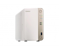 QNAP TS-251B-2G 8TB (2xHDD, 2x2-2.5GHz, 2GB, 5xUSB) - 449159 - zdjęcie 2