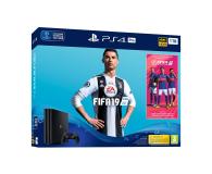 Sony Playstation 4 PRO 1TB + FIFA 19 - 436881 - zdjęcie 1