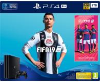 Sony Playstation 4 PRO 1TB + FIFA 19 - 436881 - zdjęcie 6