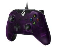 PDP Xbox One Controller - Purple (przewodowy)  - 472764 - zdjęcie 2