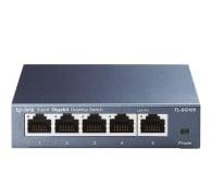 TP-Link 5p TL-SG105 Metal (5x10/100/1000Mbit) - 127182 - zdjęcie 1