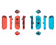 Nintendo Switch Joy-Con Controller - Neon Red/Blue (pair) - 468355 - zdjęcie 3