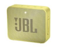 JBL GO 2 Żółty - 427975 - zdjęcie 1