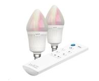 WiZ Colors RGB LED WiZ30 TR S (E14/400lm) 2szt.+pilot  - 473137 - zdjęcie 1