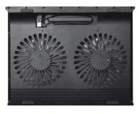 Trust Azul Laptop Cooling Stand Dual Fan - 472241 - zdjęcie 5