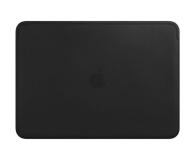 """Apple Skórzany futerał na MacBook Pro   Air 13"""" czarny - 473070 - zdjęcie 1"""