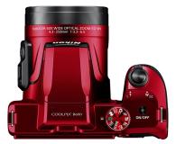 Nikon Coolpix B600 czerwony - 474126 - zdjęcie 2