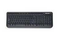 Microsoft Wired Keyboard 600 czarna - 40683 - zdjęcie 1
