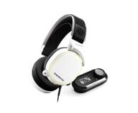 SteelSeries Arctis Pro + GameDAC białe - 474549 - zdjęcie 1
