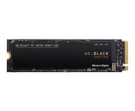 WD 500GB M.2 PCIe NVMe Black SN750 - 474503 - zdjęcie 1