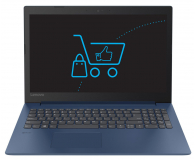 Lenovo Ideapad 330-15 i3-8130U/4GB/120 MX150 Blue - 475543 - zdjęcie 2