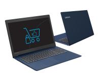 Lenovo Ideapad 330-15 i3-8130U/4GB/120 MX150 Blue - 475543 - zdjęcie 1