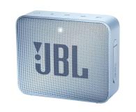 JBL GO 2 Błękitny - 427914 - zdjęcie 1
