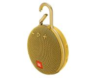JBL Clip 3 Żółty - 442535 - zdjęcie 1